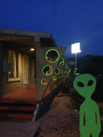 The Atomic Inn: Out of this world!