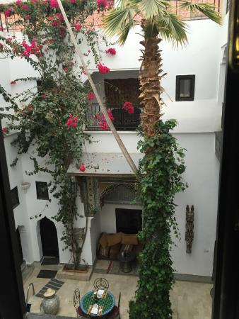 Riad Magie D'Orient : View from one of my many windows