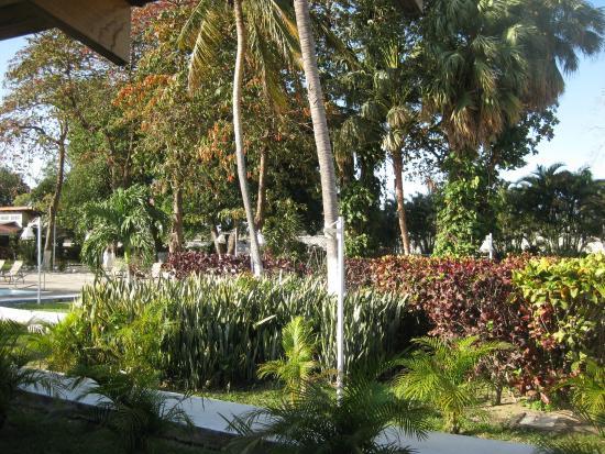Las Espuelas Hotel: Hotel grounds