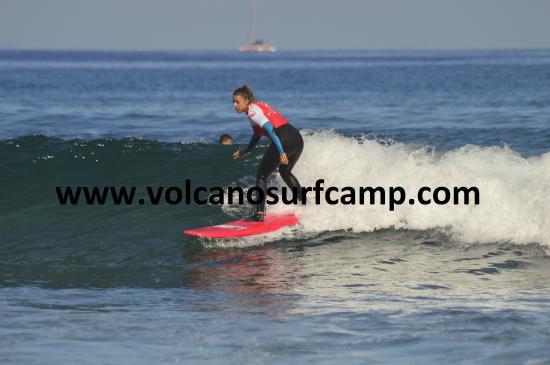 Volcano Surfcamp : Surf Camp Teneriffa