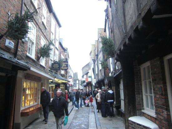 There is no street in world like The Shambles