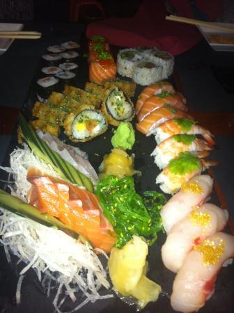 Sushi Fish: Tábua fabulosa!!