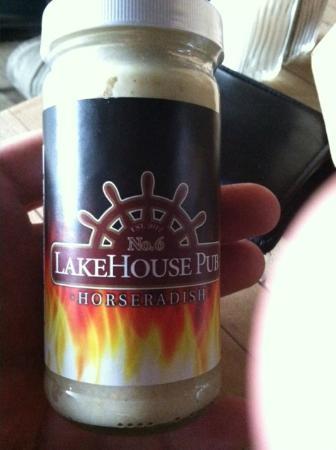 LakeHouse Pub: The Spiciest Sauce I've Ever Had