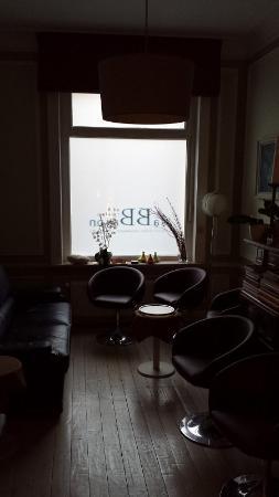 "Bed and Breakfast saBBajon: The ""lobby"""