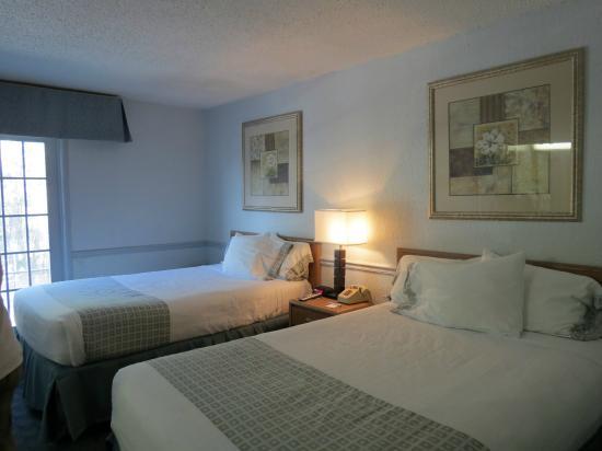 Comfort Inn Midtown: habitación