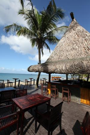 Uprising Beach Resort: Beach Bar