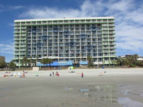 Coral Beach Resort Myrtle Beach Sc Reviews