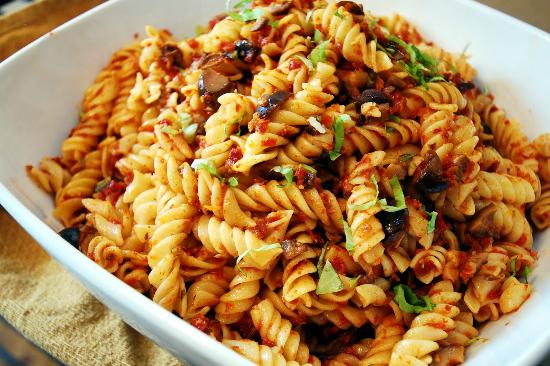 Fresh and Simple Cafe: You will always find a pasta special ... but get in quick as it never last very long