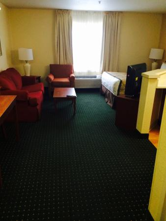 Extended Stay America - Jackson - East Beasley Road : Room