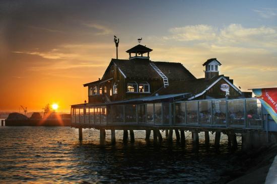 San Diego Pier Cafe : Pier Cafe