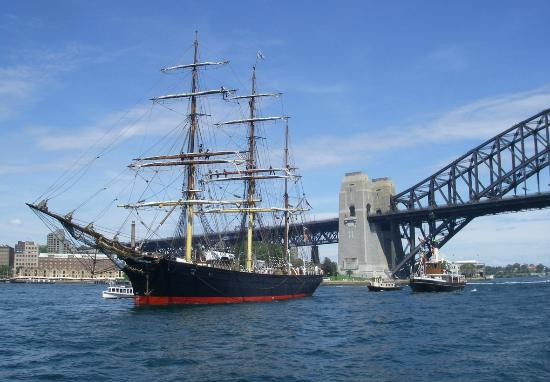 ‪James Craig Tall Ship‬