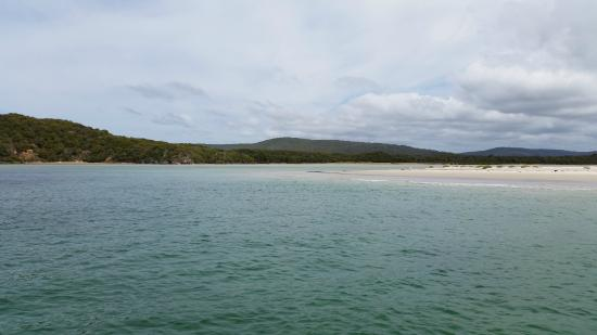 WOW Wilderness Ecocruise: The inlet