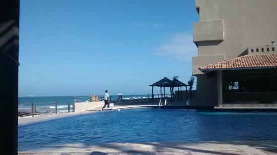 Fiesta Inn Veracruz Boca del Rio: Alberca