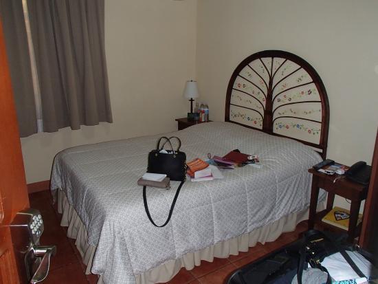 Colibri Hotel y Desayuno : Bedroom, room #4.