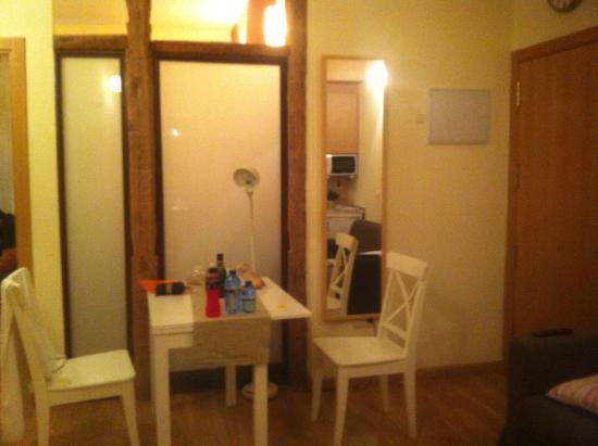 Apartamentos Duque de Alba: Sala