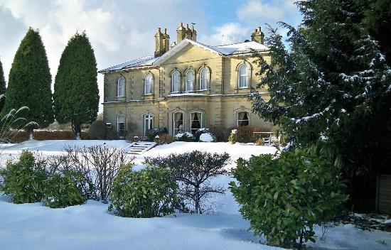 Hackness Grange Country House Hotel: Winter at The Grange