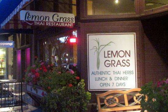Lemon Grass Thai Restaurant Livermore Ca Picture Of