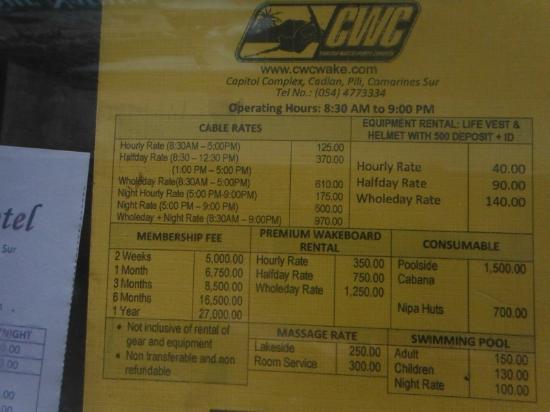 Cwc casino