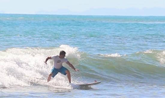 Kalon Surf - Surf Coaching Resort: Playa Linda, Domical, Costa Rica