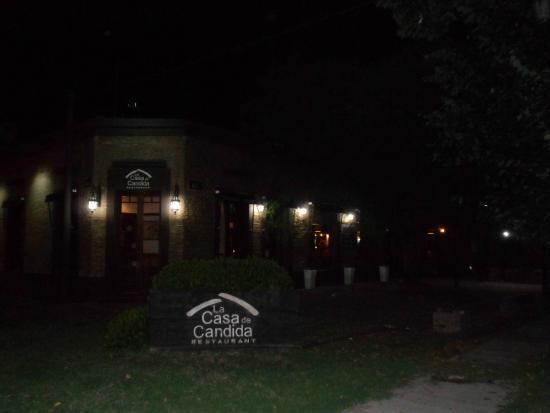 Chascomus, Argentina: Fachada del lugar