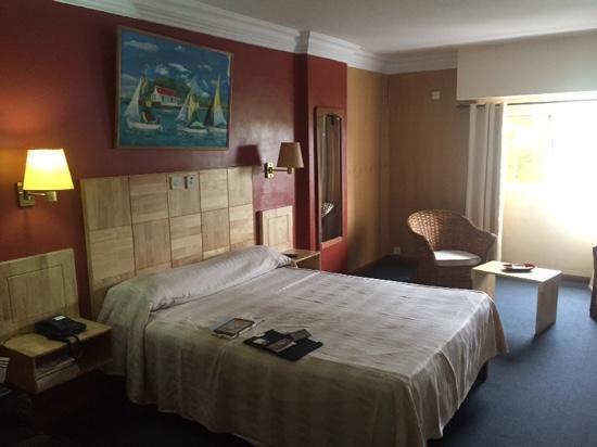 Le Saint Georges : room 201 hotel st georges