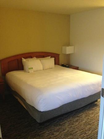 Hyatt House Pleasanton: Bedroom