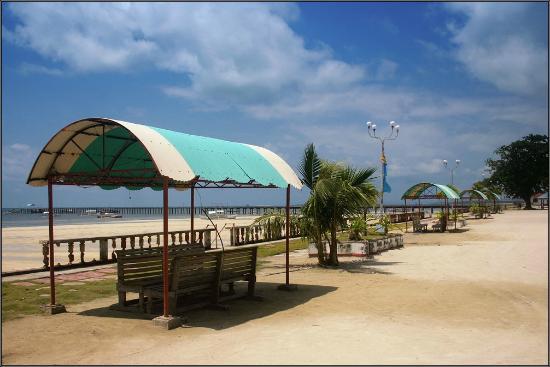 Kesa Cloud 9 Resort: Sea