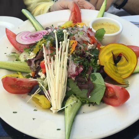 Green Cottage: Greek Salad