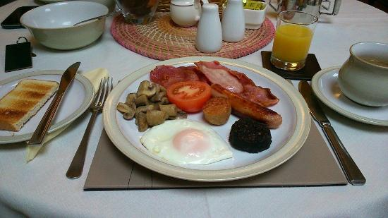 Almanii Bed & Breakfast: Wonderful irish breakfast!!!!!