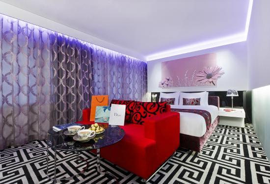 Metropark Hotel Wanchai Hong Kong : SHE by Metropark - Ladies Floor