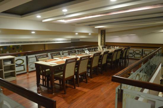 Hotel Aida: Upper Deck - Theos