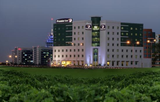 Premier Inn Dubai Silicon Oasis Hotel: External