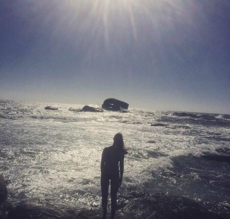 Redgate Beach Escape: Redgate Beach