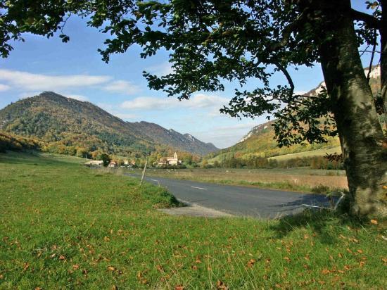 La Vercorelle : une vallée typique du Vercors