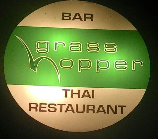Grasshopper Restaurant: branding