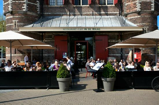 Cafe In de Waag