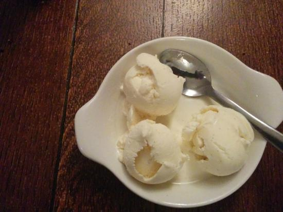 The Hampshire Hog: Dessert