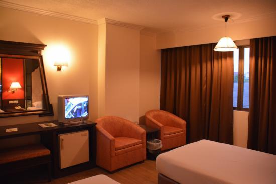 BP Chiang Mai City Hotel : Apartamento