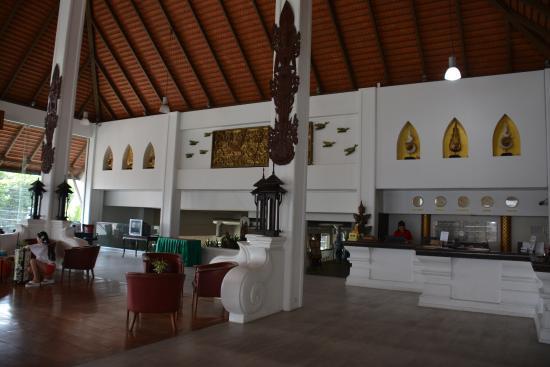 BP Chiang Mai City Hotel: recepção