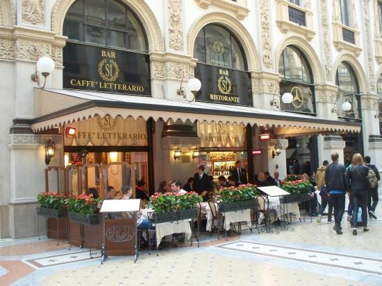 Bar Cafe Si Letterario