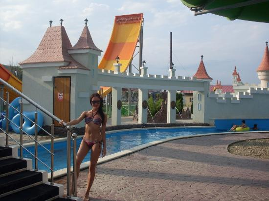 Dzhubga, روسيا: Территория аквапарка