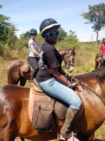 Nile Horseback Safaris - Day Tours: Jack Daniel's n i