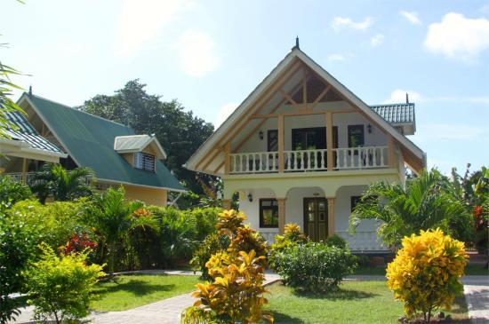 Chalets d'Anse Reunion : The villa