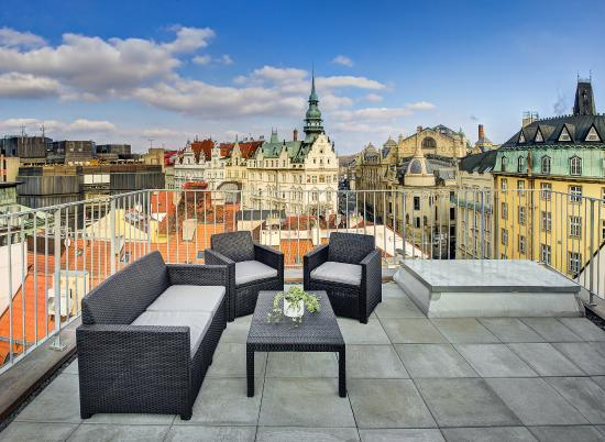 4 Arts Suites, hôtels à Prague