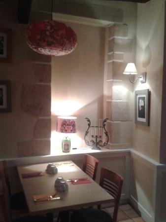 La Sarrasine : Nouvelle décoration intérieure