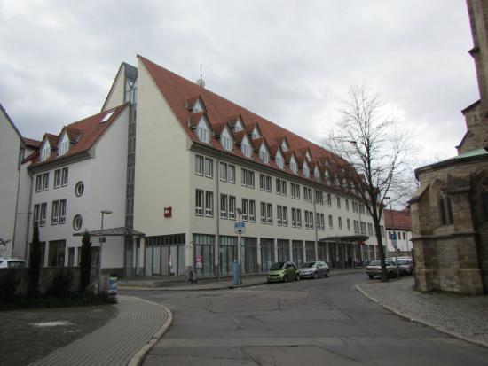 Ibis Erfurt Altstadt: 04