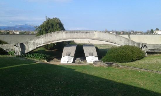 Tomba Brion di Carlo Scarpa