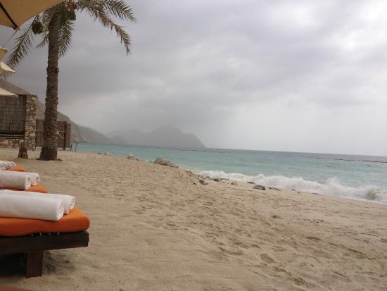 Zighy Bay, Omán: Paradise