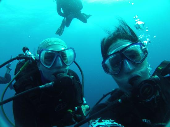 Aqua Planet Dive Center and Charter: Protea Banks!