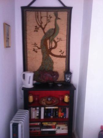 Casa Aire de Lecrin: Detalle de la habitación